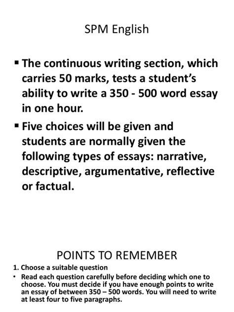 Spm English Essay Please Do My Essay For Me Spm English Essay Sad
