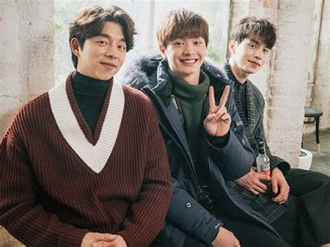 kdrama goblin funny moments  youtube