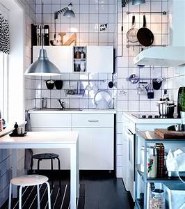 Kleine Küchenzeile Ikea : metod das neue ikea k chensystem und eine ~ Michelbontemps.com Haus und Dekorationen
