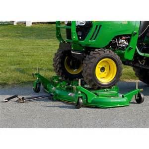 deere 62 quot drive mower deck