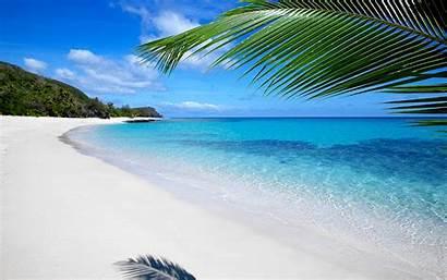 Fiji Beach Landscape Beaches 10wallpaper Islands Figi