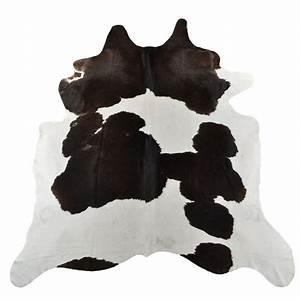 Weißes Kuhfell Teppich : kuhfell teppich schwarz weiss 215 x 180 cm kuhfelle online ~ Sanjose-hotels-ca.com Haus und Dekorationen