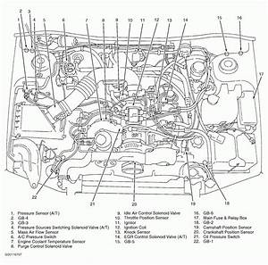 2012 Subaru Impreza Engine Diagram