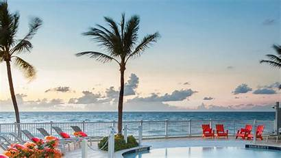 Resort Beach Pool Spa Ocean Grand Atlantic