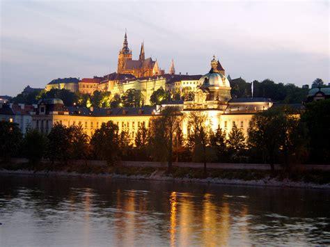 Prague Castle Czech Republic World For Travel