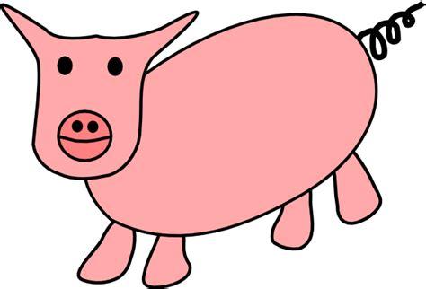 Pig Cartoon Clip Art At Clker.com