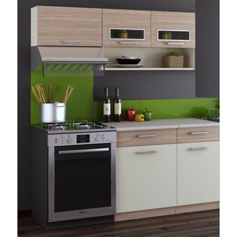 meuble cuisine kit meuble cuisine
