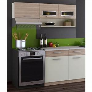 exemple buffet de cuisine pas cher conforama With meuble de cuisine pas cher conforama
