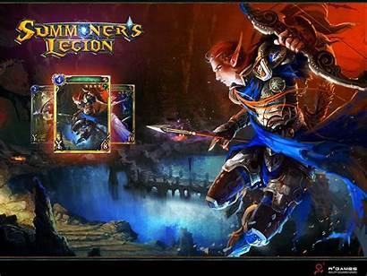 Legion Summoner Cool Desktop Computer Games Wallpapers
