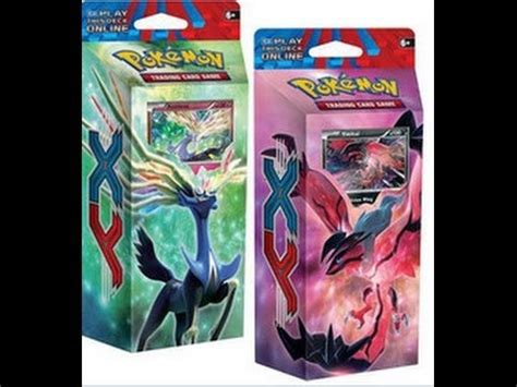 Destructive Yveltal Theme Deck by New Tcg Xy And Resilient
