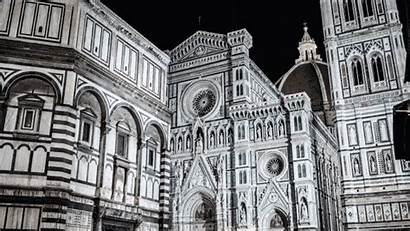 Italy Gifs Florence Architectural Landmarks Europe Dome