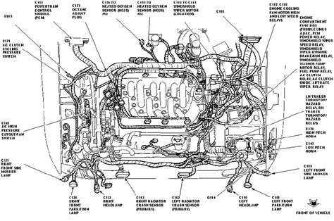2000 Windstar 3 8 Engine Diagram by Blowing Fuse For Fuel Codes In Memory Are P0230