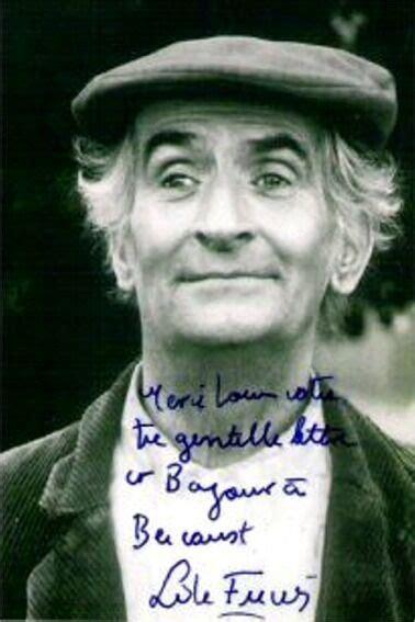Louis germain david de funès de galarza was born on july 31, 1914, in courbevoie, france. Louis de Funes ++Autogramm++ ++Film-Legende++2   eBay