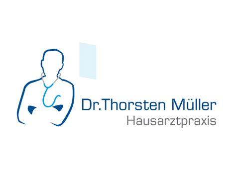 Arzt Mit Stethoskop Silhouette Logomarket