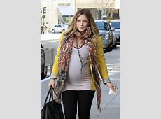 Hilary Duff in Hilary Duff Out and About Zimbio