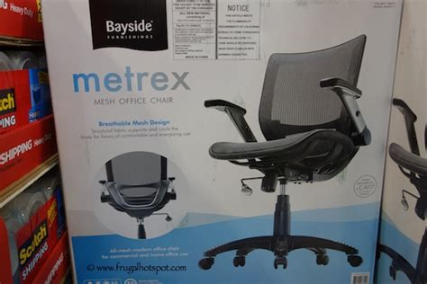 costco sale bayside furnishings metrex mesh office chair