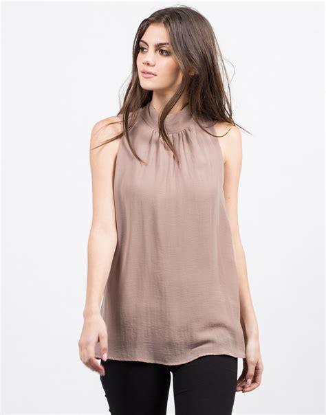 chiffon blouses sleeveless chiffon blouse purple top womens tops 2020ave