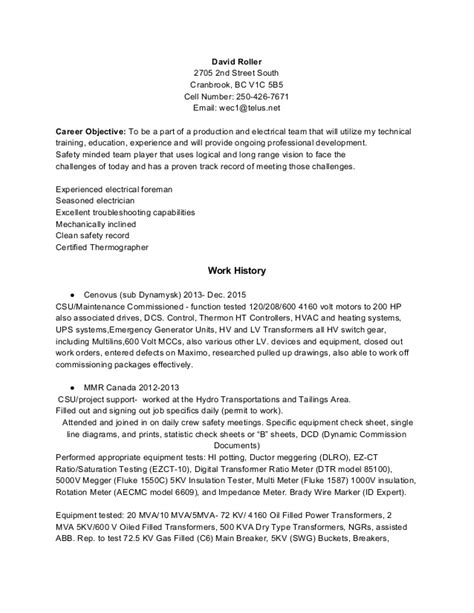Updated Resume 2017 by Daves 2017 Updated Resume