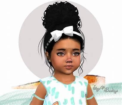 Headband Sims Toddler Cc Designer Sims4 Custom