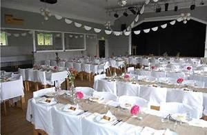 Dekorera bygdegård bröllop