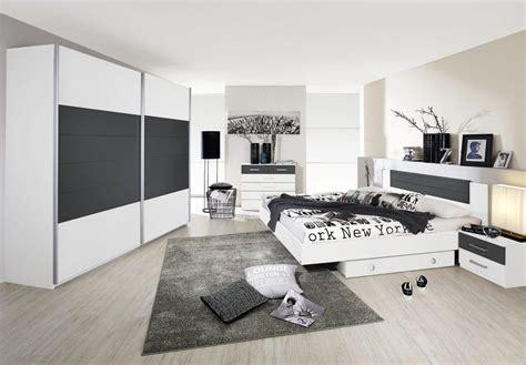 chambre et gris chambre grise et blanche 19 idées et modernes pour se