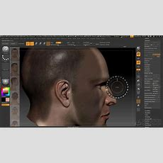 Introduction To Zbrush 4r8  The Gnomon Workshop