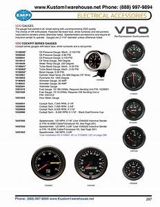 Wiring Diagram Oil Pressure Gauge