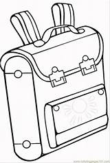 Bag Coloring Pages Colouring Accessories Printable Backpack Printables Schoolbag Coloringpages101 Clipart Activities Supercoloring Pdf Colorful Kidscoloring Categories sketch template