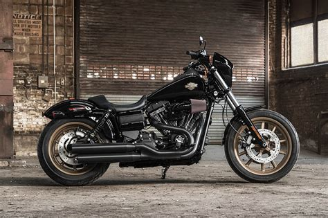 Harley-davidson Low Rider S Packs Dyna Character And