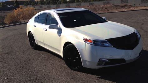 review of the 2010 acura tl sh awd las vegas henderson