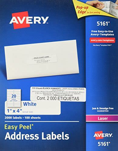 Avery Label Template 8161 Images Template Design Free Download