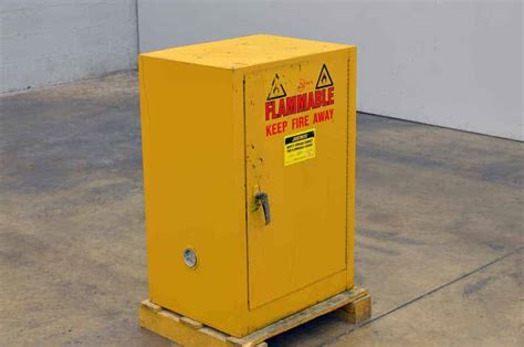 Flammable Liquid Storage Cabinet Home Depot by Safety Storage Cabinet For Flammable Liquids Boggs Equipment
