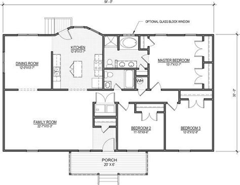 amazing  popular ranch style house plans  home