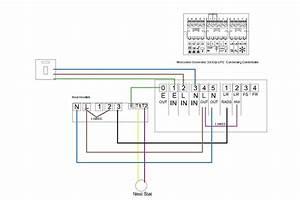 Ok 1081  Wiring Thermostat Combi Boiler Download Diagram