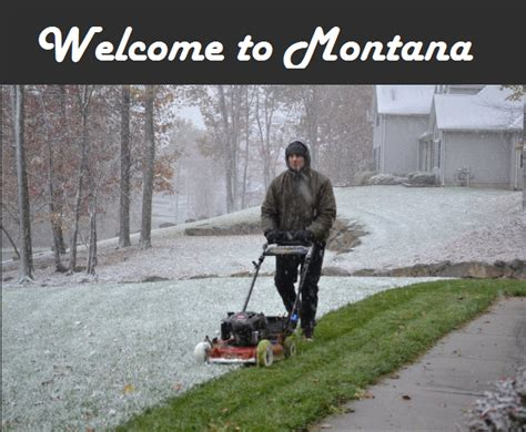 Montana Meme - 10 reasons people from montana are the best people