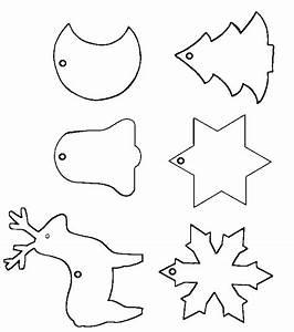 Weihnachtsbasteln Mit Kindern Vorlagen : baumanh nger ablakk p weihnachten basteln vorlagen ~ Watch28wear.com Haus und Dekorationen