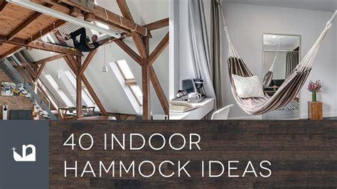 Indoor Hammocks by 40 Indoor Hammock Ideas