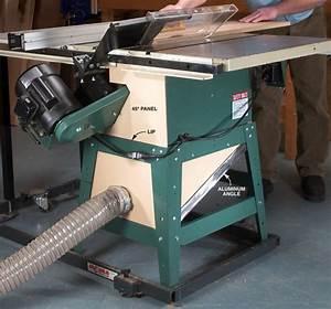 Capture Tablesaw Dust - Popular Woodworking Magazine