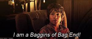 The Hobbit Bilbo GIF - Find & Share on GIPHY