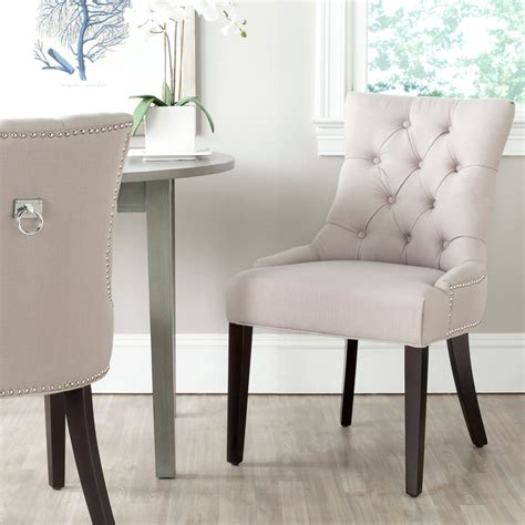 Mcr4716aset2 Dining Chairs  Furniture By Safavieh