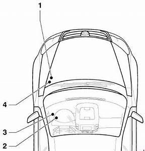 Volkswagen Jetta  2003 - 2009  - Fuse Box Diagram