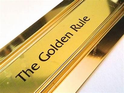 Rule Golden Ethics