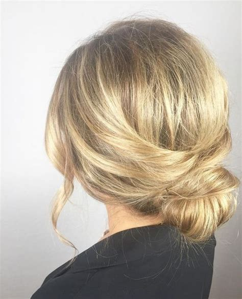 easy updos  medium length hair