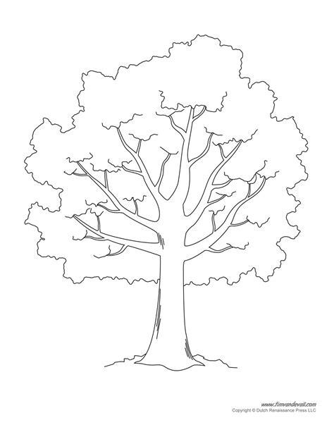 printable tree template tree templates tree printables template string patterns and patterns
