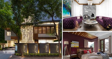 A Expansive House With Delightful Features by Delightful Contemporary House With Rich Interiors In India