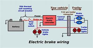 Wiring Diagram For Trailer Brakes