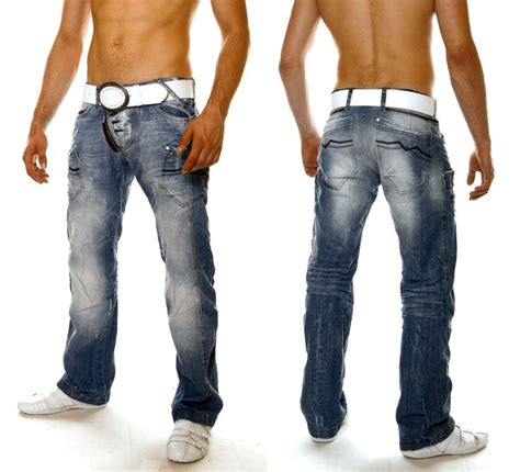 Designer Jeans Mens  Bbg Clothing