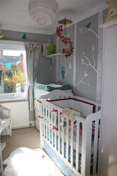 Kleines Babyzimmer Einrichten babyzimmer einrichten 25 kreative ideen f 252 r kleine r 228 ume