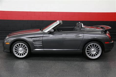 chrysler crossfire convertible  sale