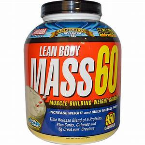 Lactose Free Weight Gainer Protein